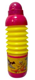 48 Units of Sports Bottle Expandable 17 Oz Bpa Free Assorted Looney Tunes - Drinking Water Bottle
