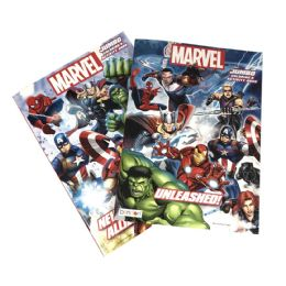 72 Units of Coloring And Activity Book 96pg Marvel Jumbo Astd - Coloring & Activity Books