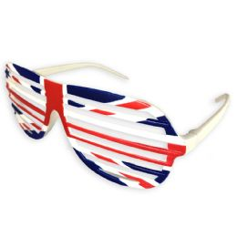 48 Units of Party Solutions Patriotic Part - Novelty & Party Sunglasses