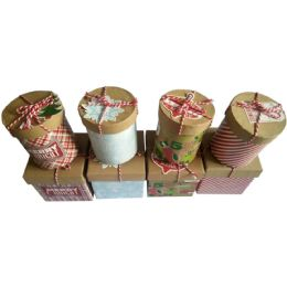 24 Units of Party Solutions Holiday Gift B - Boxes & Packing Supplies