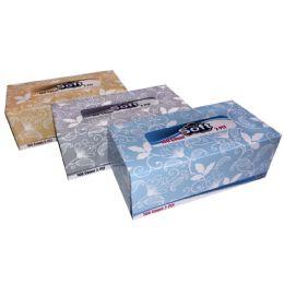 36 Bulk Simply Soft Facial Tissue 160