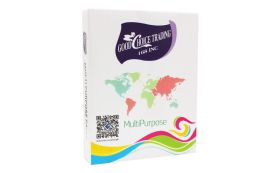 5 Units of Multiuse Use Copy Paper 8.5x11 500 Sheets White 80 Gram - Paper