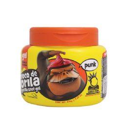 12 Units of Moco De Gorila 9.5 Oz Yellow Hair Gel - Hair Products