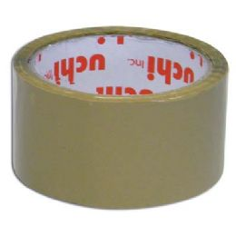 36 Wholesale Tape It Packing Tape Tan 2x55 Y
