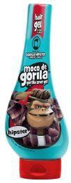12 Units of Moco De Gorila 11.99 Oz Blue Hipster Hair Gel - Hair Products