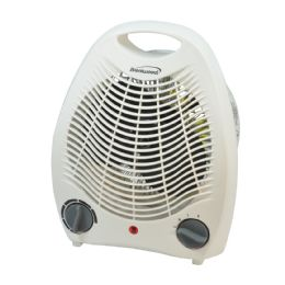 6 Units of Brentwood 2-IN-1 1500 Watts 3 Settings Adjustable Thermostat 2 Heat Settings - Kitchen Tools & Gadgets
