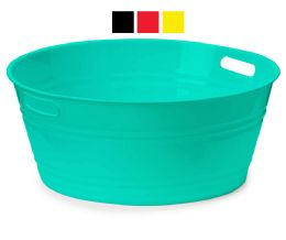 12 Units of Party Basket 4 Gal Round - Baskets