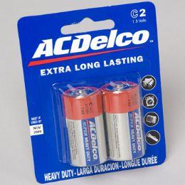 48 Units of Batteries C 2pk Heavy Duty - Electronics