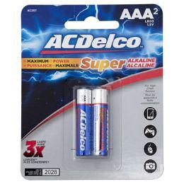 48 Units of Batteries Aaa 2pk Alkaline - Electronics