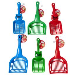 48 Wholesale Cat Scoop 2 Styles 3 Colors