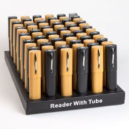 288 Units of Readers In Plastic Tube - Eye Wear