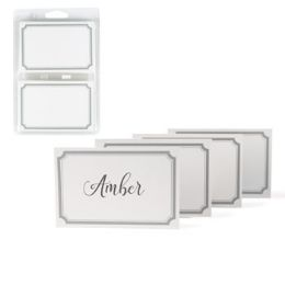 24 Wholesale Place Setting Cards 30ct