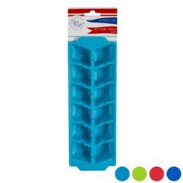 96 Units of Ice Cube Tray 2pk W/header Card - Freezer Items