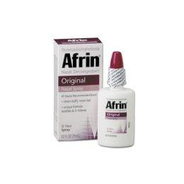 12 Units of Afrin Nasal Spray - Medical Supply
