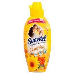 12 Wholesale Suavitel 850 Ml Aroma Fresca Primaveral (yellow) Fabric Softener