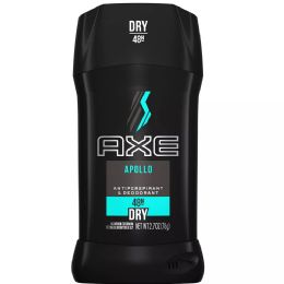 12 Units of Axe 2.7oz Solid Apollo - Deodorant