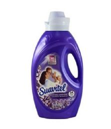 6 Wholesale Suavitel Fabric Softener 50 Oz Lavender