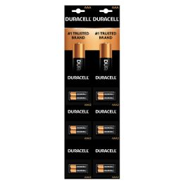 60 Units of Duracell Blister Packs AaA-2 - Electronics