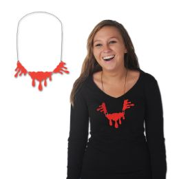 12 of Dripping Blood Necklace