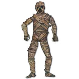 12 Units of Jointed Mummy - Bulk Toys & Party Favors