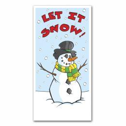 12 Units of Winter Door Cover Indoor & Outdoor Use - Photo Prop Accessories & Door Cover