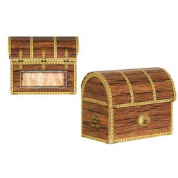 12 of Pirate Treasure Chest Favor Boxes Assembly Required