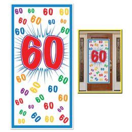 12 Units of 60  Door Cover Indoor & Outdoor Use - Photo Prop Accessories & Door Cover