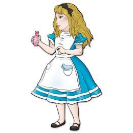12 Bulk Jointed Alice In Wonderland