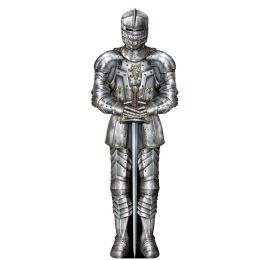 12 Units of Jointed Suit Of Armor - Bulk Toys & Party Favors