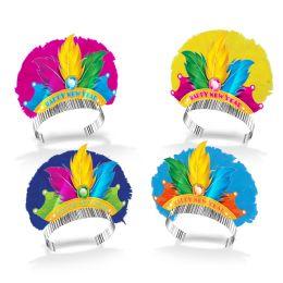 50 Wholesale Rio Tiaras Asstd Colors