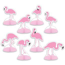 12 Wholesale Flamingo Mini Centerpieces