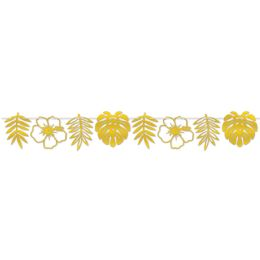 12 Wholesale Foil DiE-Cut Floral Streamer Assembly Required