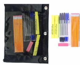 12 Bulk Basic High School Supply Kits
