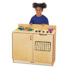 JontI-Craft 2-IN-1 Kitchen - Dramatic Play