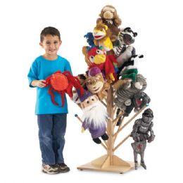 JontI-Craft Puppet Tree - 33 - Dramatic Play