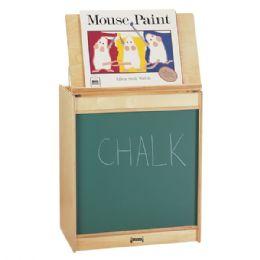 JontI-Craft Big Book Easel - Chalkboard - Literacy