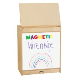 JontI-Craft Big Book Easel - Magnetic WritE-N-Wipe - Literacy