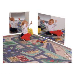 JontI-Craft Large Wall Mirror - Toddlers Infants