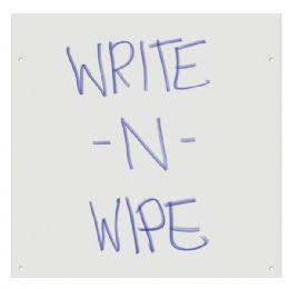 JontI-Craft WritE-N-Wipe Easel Double Panel - Art