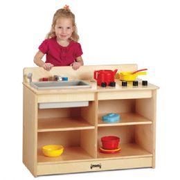 JontI-Craft Toddler 2-IN-1 Kitchen - Dramatic Play