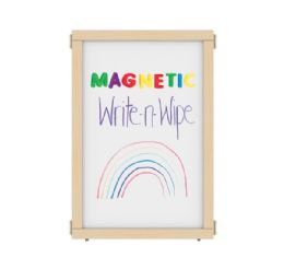 """Kydz Suite Panel - A-Height - 24"""" Wide - Magnetic WritE-N-Wipe - KYDZ Suite"""