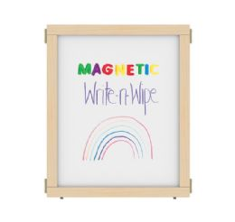 """Kydz Suite Panel - E-Height - 24"""" Wide - Magnetic WritE-N-Wipe - KYDZ Suite"""
