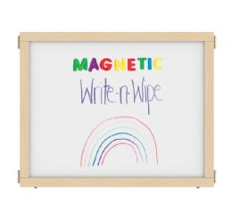 """Kydz Suite Panel - E-Height - 36"""" Wide - Magnetic WritE-N-Wipe - KYDZ Suite"""