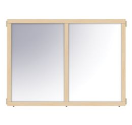 """Kydz Suite Panel - A-Height - 48"""" Wide - Mirror - KYDZ Suite"""
