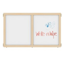 """Kydz Suite Panel - E-Height - 48"""" Wide - WritE-N-Wipe - KYDZ Suite"""