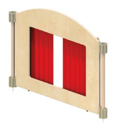 Wholesale Kydz Suite Puppet Theater - Topper Only