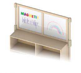 Wholesale Kydz Suite Upper Deck Divider - Magnetic WritE-N-Wipe