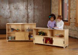 Wholesale Truemodern Low Storage Shelf