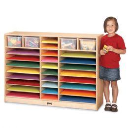 JontI-Craft Mobile Paper Center - Art