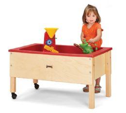 JontI-Craft Toddler Space Saver Sensory Table - Toddlers Infants